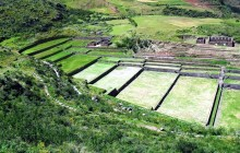 Private Southern Valley Tour + Spa/Chocolate/Coffee/Pisco