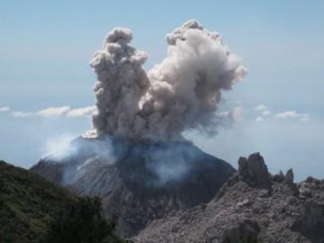 A picture of Overnight: Mirador Santiaguito Volcano