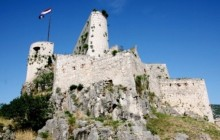 Medieval Split and Klis fortress