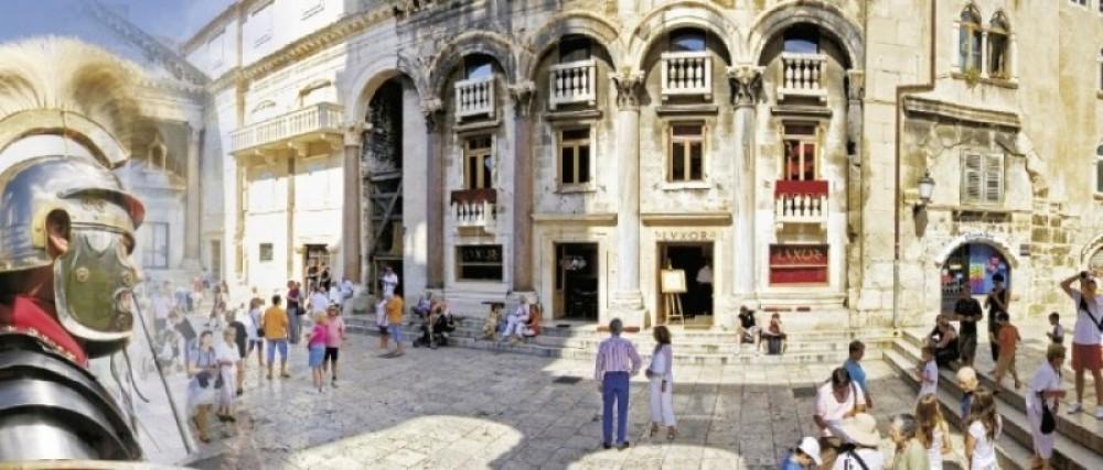 Ancient Split- Salona
