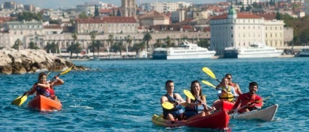 Marjan - Sea kayaking & snorkeling