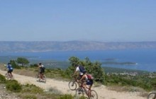 Mljet - National Park on bike