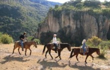 Full Day Horseback Riding Excursion