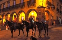 Exclusive Horseback Rides in Town