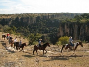 A picture of Overnight Horseback Riding Excursion