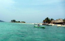 Robinson Islands - Cayos Cochinos (Full day)