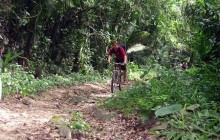 Mountain Bike Downhill - La Culebra (Full day)