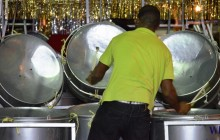 Steelpan Yards Experience in Trinidad