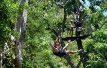 Pirates of the Caribbean Canopy Tour