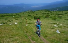 Rila Mountains Backcountry Ride (Weekend)
