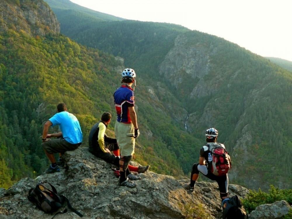 Rila Mountains Backcountry Ride (Weekend)