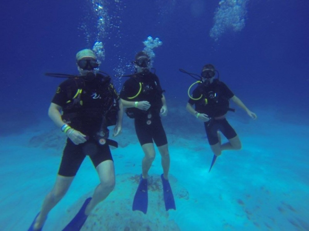 PADI Open Water Certification