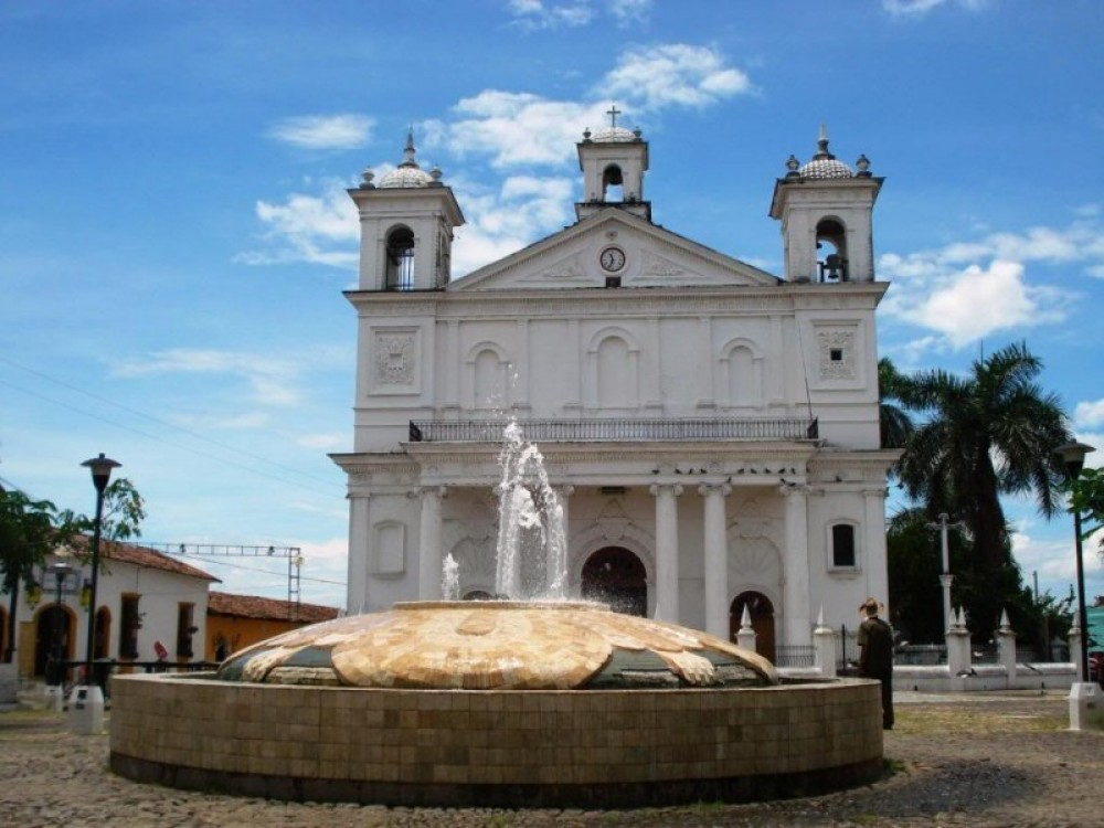 Suchitoto Colonial Town Tour