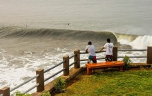 Surf Packages Las Flores - All Inclusive Combo Surf Tour