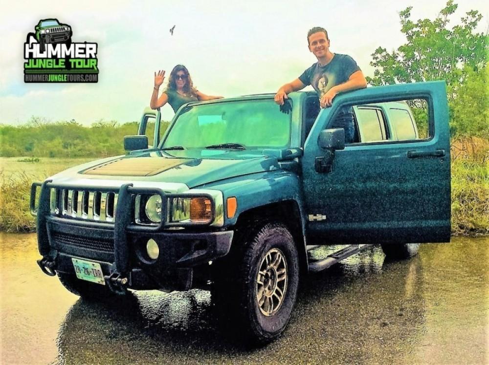 Hummer Jungle Tours