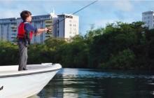 Light Tackle Fishing Charter Tarpon Legend