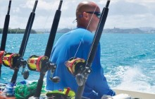 3/4 Day Deep Sea Fishing Charter