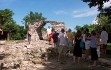 Cozumel Mayan Village Jeep Tour