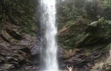 Adventure Hike to Waterfall