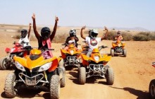 4 Hour Adventure Desert Quad Biking
