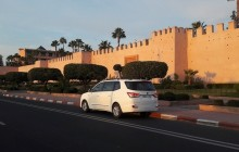 Transfer from and  to Moroccan airports