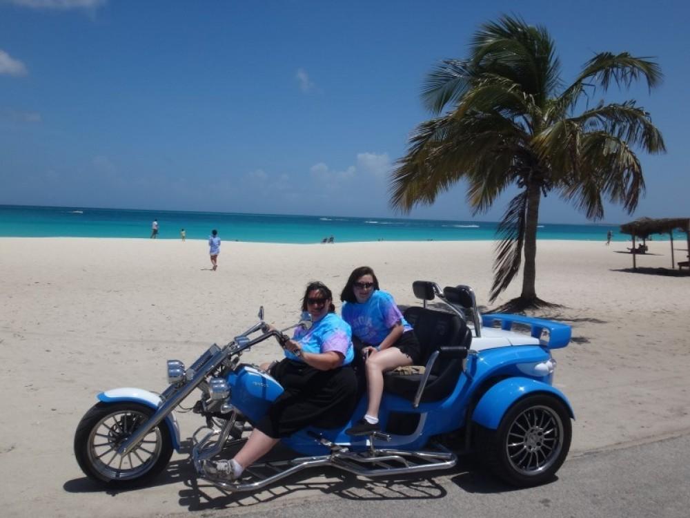Trikes Aruba