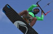2 kitesurfing lessons