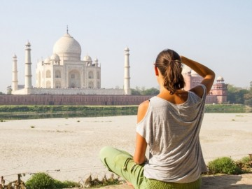A picture of 7 Days Revival Yoga Tour With Taj