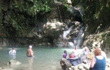 Waterfalls of Damajagua plus Tropical Petting Zoo and Lunch
