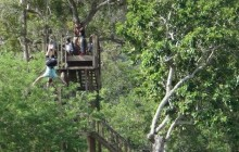 Glide and Ride Adventure plus Petting Zoo and Lunch