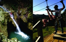 Zip N Splash Adventure plus Horseback Riding and Petting Zoo