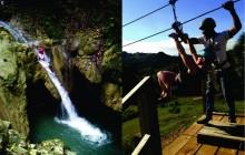 Amber Cove Zip N Splash Adventure