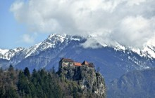 Half day Lake Bled, Castle Tour, Visit to Old Printing Workshop