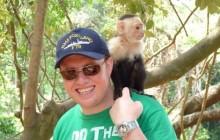 Zipline, Butterfly Monkey Park Combo