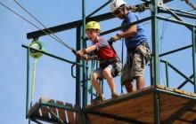 Ziplining / Aerial Pass