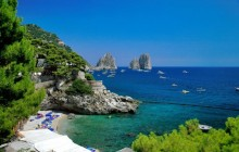 Capri Excursion by Boat from Sorrento
