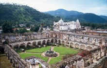 Highlands, Copan & Maya Ruins