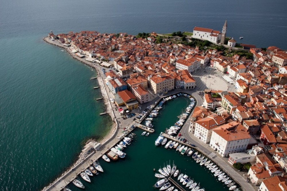 Tour to Piran & Portoroz- The Pearls of Slovenian Adriatic Coast