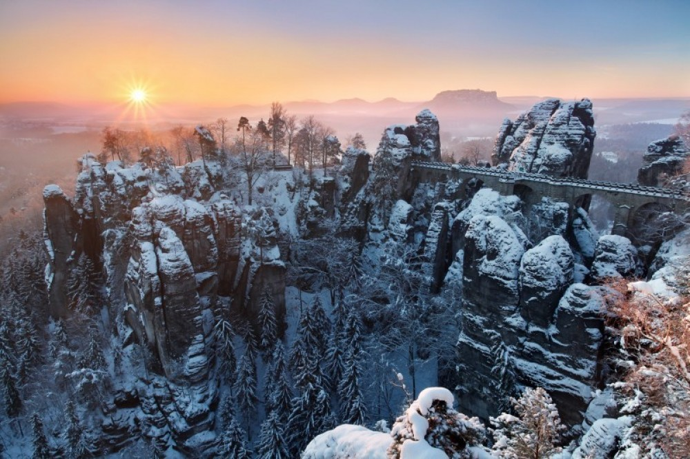 Bohemian Switzerland Easy Tour - Winter edition