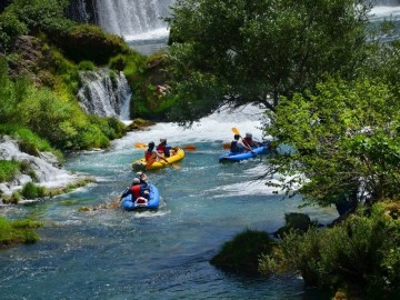 A picture of Zrmanja River Trip