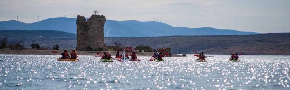 Sea Kayaking Starigrad Paklenica