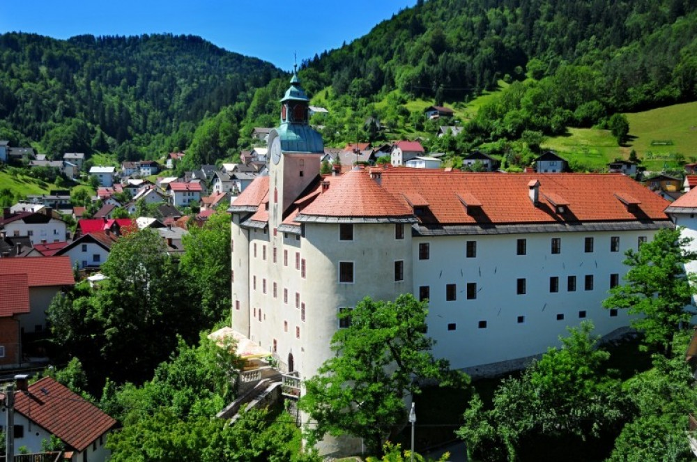 Tour to UNESCO'S Town of Idrija, Lace and Mercury story