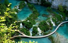 Plitvice Lakes and Rivers