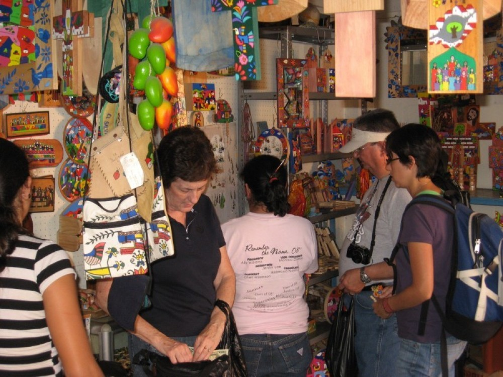 Salvadoran Handicrafts Tour