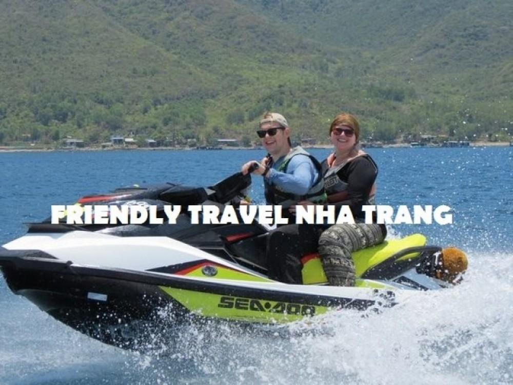 Jet Ski Safari Nha Trang