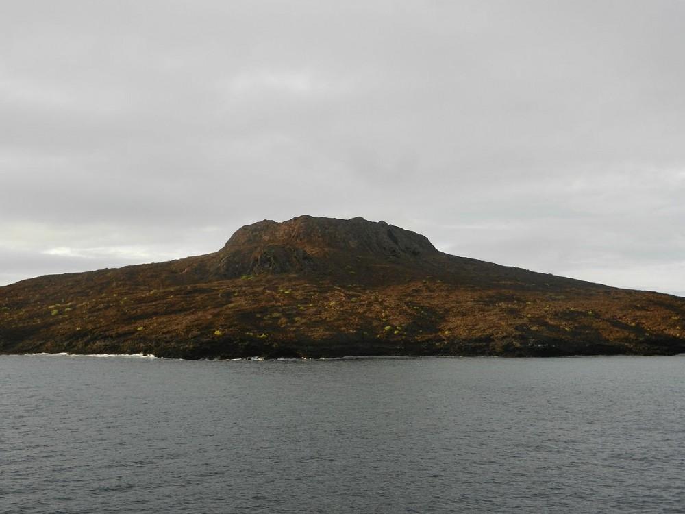 Chinese Hat Island Galapagos
