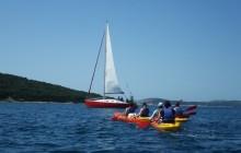 Sea Kayaking Skradin Bay