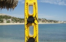 Glass Bottom Kayak & Snorkel At Two Bays