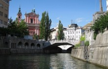 Cruise Ljubljanica, The river with seven names