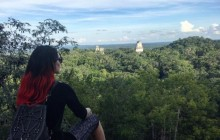 Tikal One Day by air + lunch